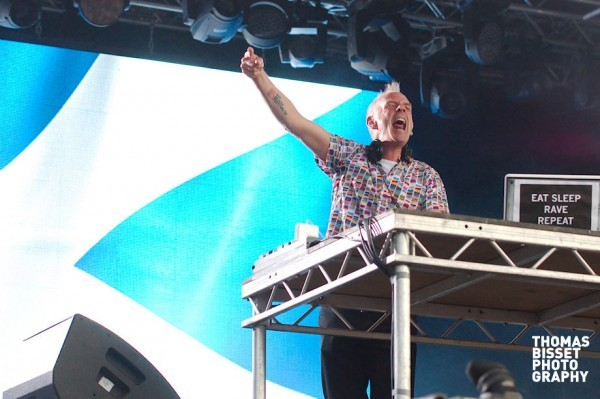 Fatboy Slim returns to RockNess