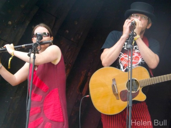 CATS AND HATS 600x450 - Ten years strong and Belladrum still offers hidden gems.