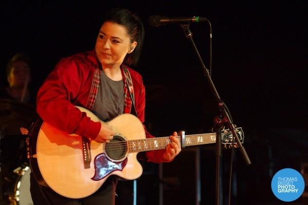 Lucy Spraggan at Belladrum 2013
