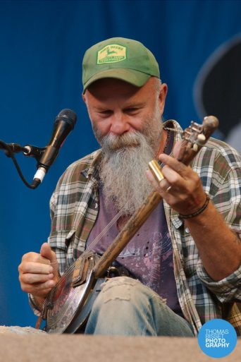Seasick Steve at Belladrum 2013