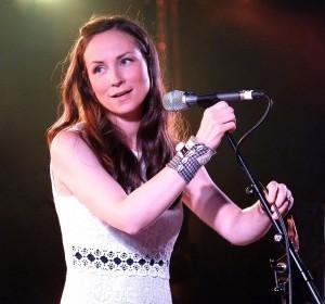 Julie Fowlis at Belladrum 2013