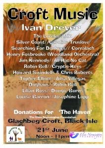 poster 1 212x300 - Croft Music Fundraiser