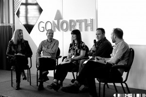 GoNorth - Meet the Broadcast, Broadsheet & Tabloid Journalists