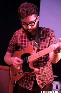 Fatherson at Brew at the Bog 2014