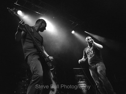 Devil's Queen certainly rocked the Ironworks at their Summer Showcase appearance in 2013