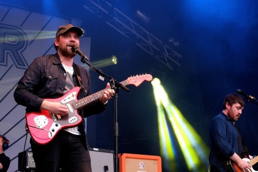 """ Belladrum is one of the few festivals where we all want to hang out for the whole weekend, not just the night of the show."" Scott Hutchinson in a recent interview with Inverness Gigs"