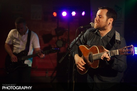 """The Whisky River Band in 2012 ; """"The Whiskys never fail to disappoint, and tonight was no exception."""""""