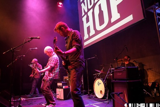 """There is no real fuss or hanging about with Woodentooth. They give out some seriously ear catching melodic rock bringing in shades of Pearl Jam and a tug towards ZZ Top at times."""
