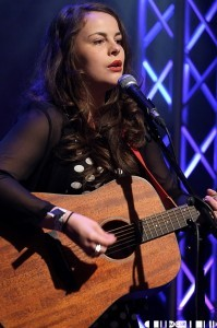 """"""" There's no denying that Megan has talent, her passion for her music emanates from every word, and every chord."""" Review of Megan Blyth, 2013"""