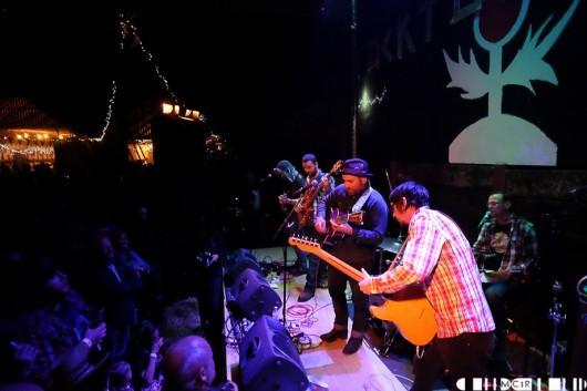 The Whiskys 530x353 - Friday Night at Jocktoberfest 2014 - Photographs