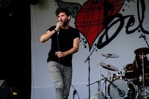 SchnarffSchnarff playing the Garden Stage at Belladrum 2014