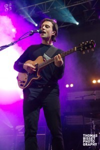 The Maccabees at Dores, 2013