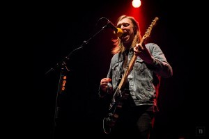The Xcerts at the Ironworks
