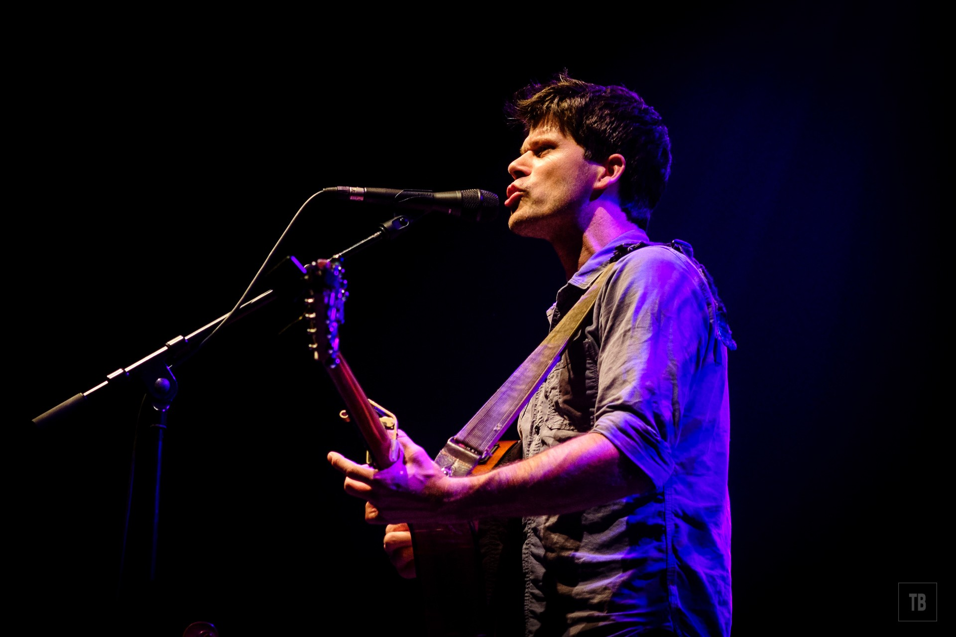 Seth Lakeman at Eden Court 2015