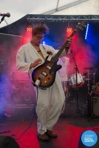 Dingus Khan perform at the Belladrum Tartan Heart Festival - Friday 2nd August 2013