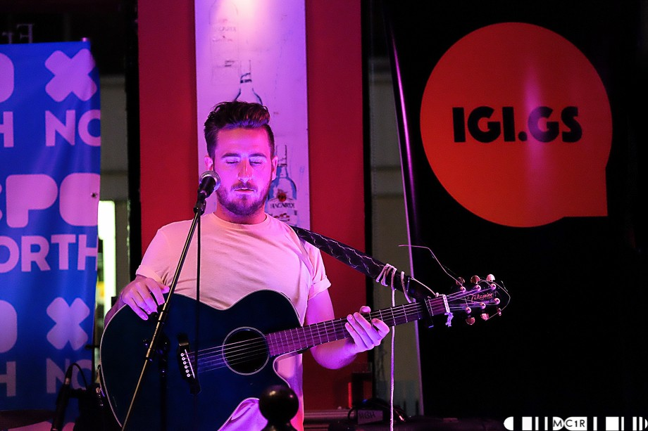 IGigs Stage at XpoNorth15 – Pictures