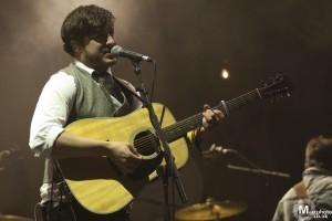 Mumford & Sons at Rockness 2012