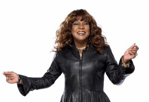 Martha Reeves at 73 years young