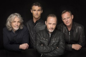 Wet Wet Wet promoting the Big Picture 2016 tour