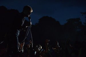 More photos of the Kaiser Chiefs