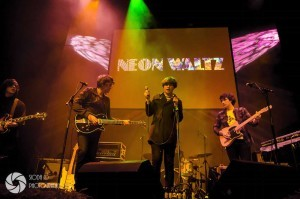 Neon Waltz at North Hop 2015