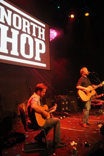 Woodentooth at North Hop 2015