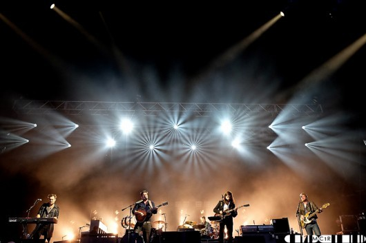 Mumford Sons 81 530x353 - Gentlemen of the Road, Mumford & Sons - Pictures