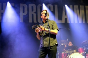 Headliners of Thursday night, The Proclaimers