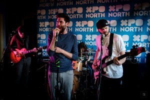 Schnarff Schnarff playing XPONorth, they have also managed the likes of Belladrum and T in the Park in 2015