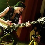 Michael Schenkel ahead of his Ironworks Inverness gig