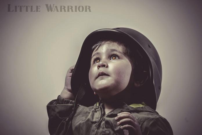 Neon Knights - Little Warrior