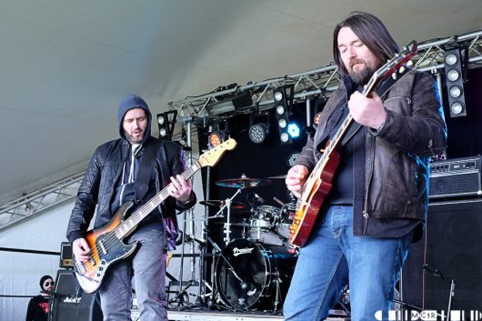 The Broken Ravens gig will have support from Lawless and the Leash