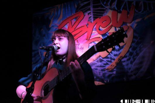 Chrissy Barnacle at Brew at the Bog 2016