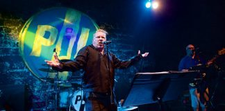 PIL at Ironworks photo courtesy of Paul Campbell