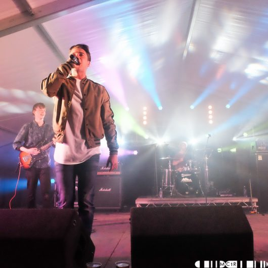 The LaFontaines 12 at Brew at the Bog 2016 530x530 - The LaFontaines ready to bounce the Pavilion