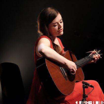 Siobhan Wilson at Eden Court 1/7/2016