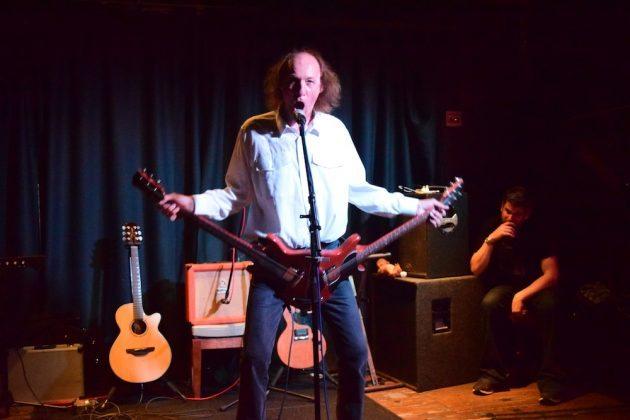 John Otway at Mad Hatters Inverness 3 630x420 - John Otway, 14/08/16 - Images