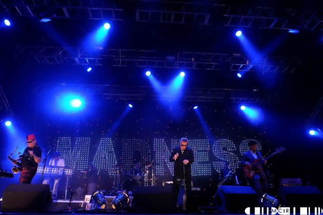 Madness at Belladrum 2016