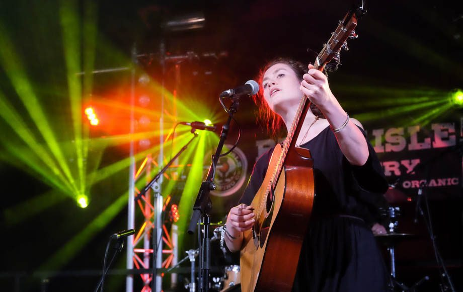 Rachel Sermanni at Belladrum 2016