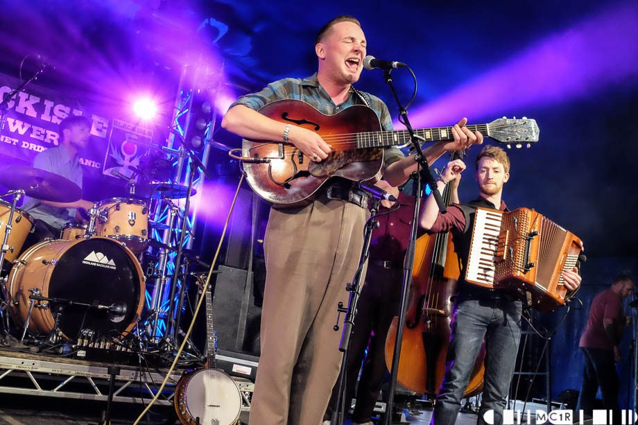 Rob Heron & The Teapad Orchestra at belladrum 2016