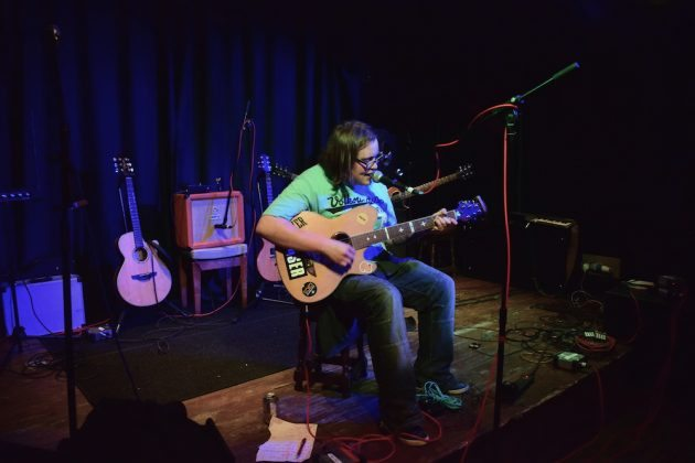 Sarah Williamson at Mad Hatters Inverness 2 630x420 - John Otway, 14/08/16 - Images