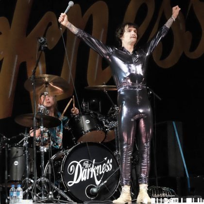 The Darkness at Belladrum 2016