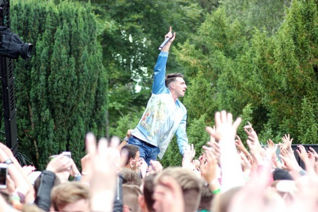 TheLaFontaines at Belladrum 2016