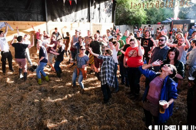 Folk at Jocktoberfest 2016