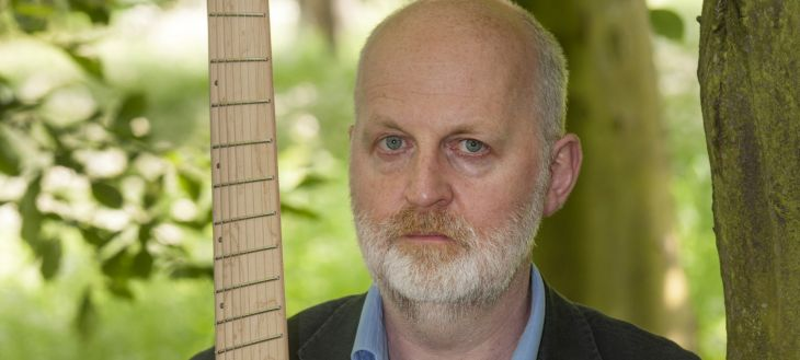 The Don Paterson Situation, Eden Court, Inverness, Wednesday, 19th October