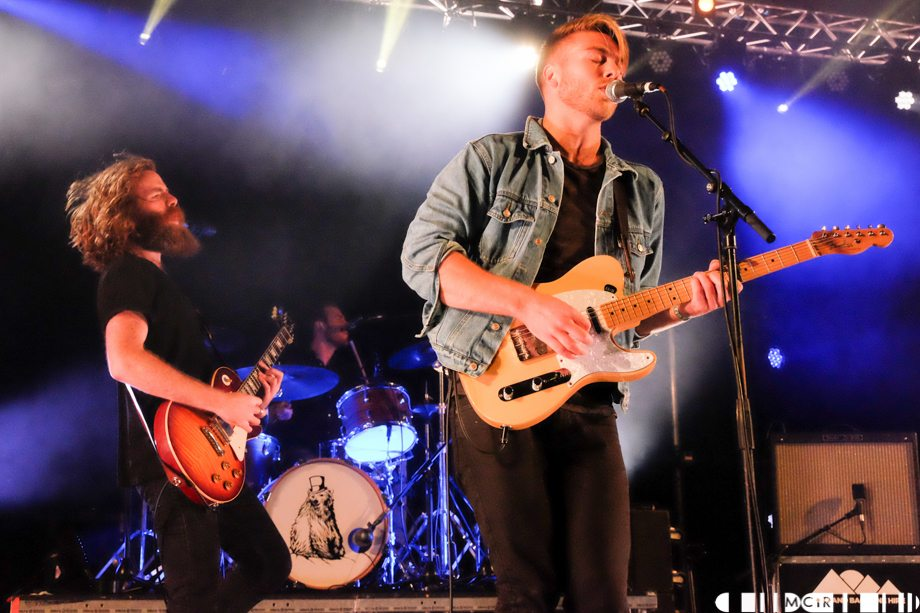 Hunter & The Bear play the Ironworks, Inverness on May the 18th.