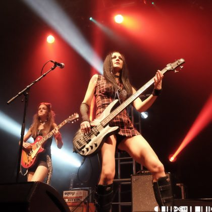Sex Pissed Dolls at The Ironworks 15/10/2016