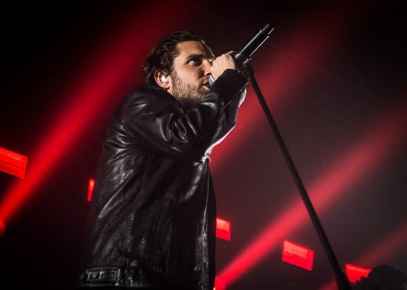You Me At Six at the Ironworks 17102016 2 of 5 588x420 - You Me at Six, 15/10/16 - Review