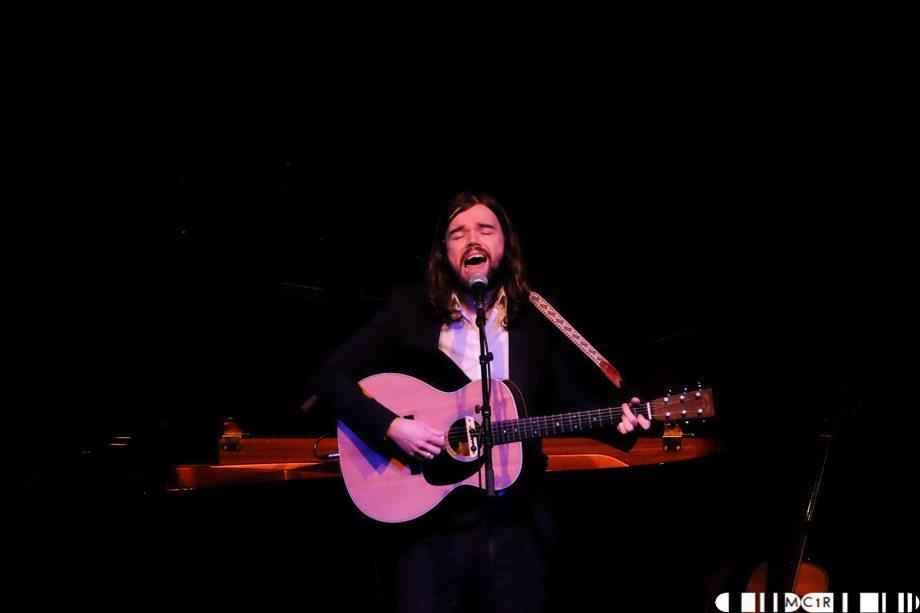 Andrew Wasylyk at Strathpeffer Pavilion 18/11/2016