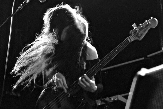 Bo Ningen at Ironworks, Inverness 22/11/2016